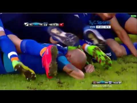 Goles agonicos del Futbol Argentino