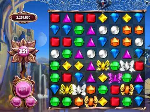Bejeweled 3 Butterflies 395