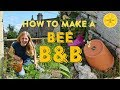 How to make a Bee B&B! | Maddie Moate