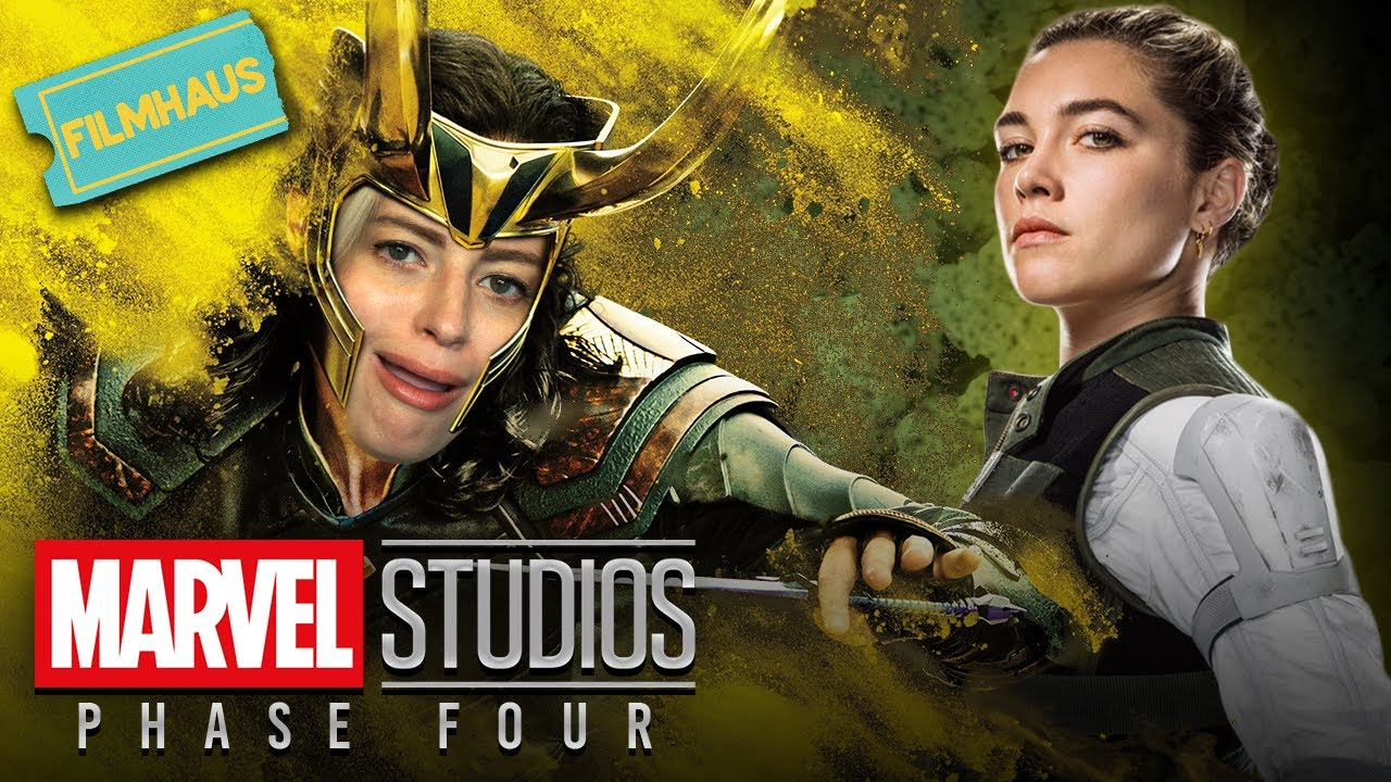Black Widow and Loki Reviews Plus the Best Of MCU Phase 4! - Filmhaus Podcast