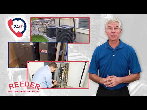 Reeder Heating And Cooling Inc In Chicago 888 Reeder 9 Youtube