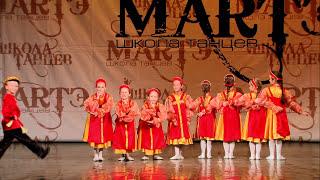 """Педагог Любовь Марчукова, """"Русский"""", народные танцы"""