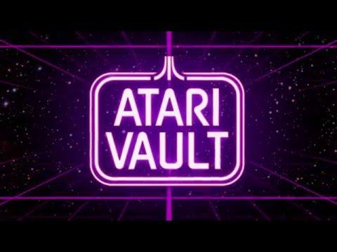 Atari Vault - Gameplay Trailer