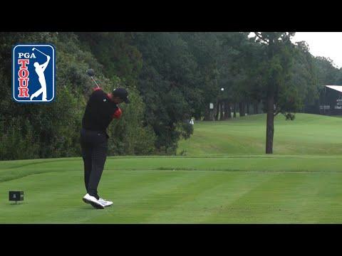 Tiger Woods swing analysis (1997, 2008, 2013, 2019) 1