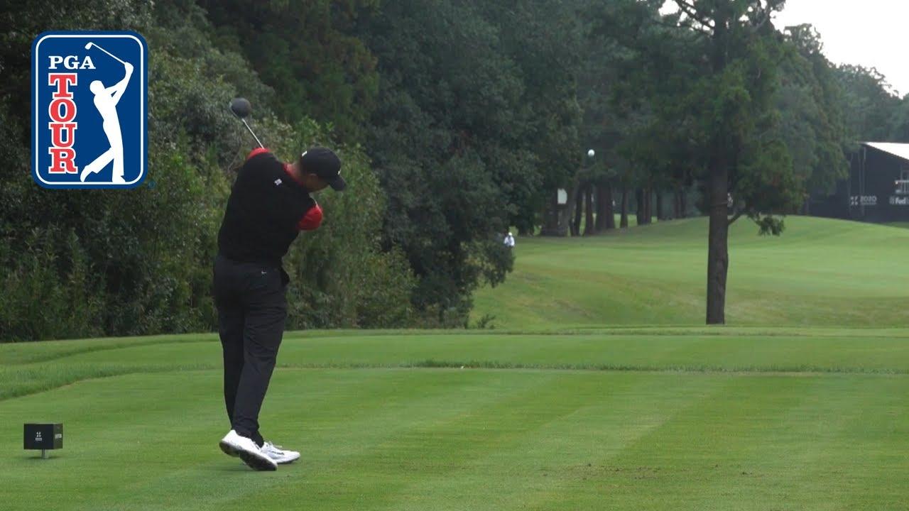 Tiger Woods swing analysis (1997, 2008, 2013, 2019)