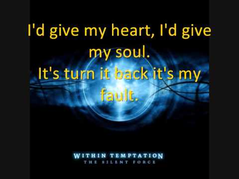 03. Jillian (I'd Give My Heart) - Within Temptation (With Lyrics)
