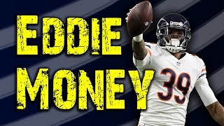 Eddie Jackson is the most dangerous safety in the NFL, but should he win DPOY?