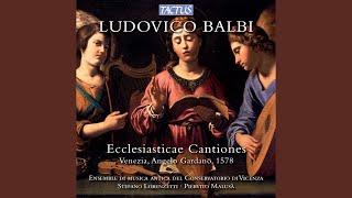 Ecclesiasticarum cantionum: Dominica in Septuagesima: Illumina faciem tuam