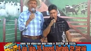 Orlando Resende e Aladim - Sonho de caboclo (Programa Sertão em Festa 33-2016)