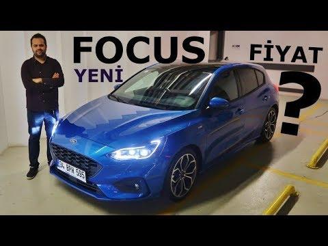 Test - Yeni Ford Focus 2019 (Fiyat?)
