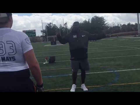 Willie Anderson Lineman Academy - Nike Camp 2