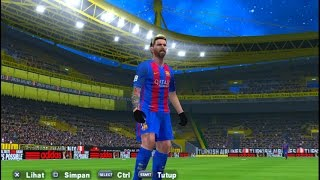 Pes 2017 Mod Fifa 17 on Android and mod tatto texture