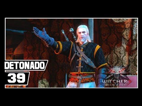 The Witcher 3: Wild Hunt Detonado - Parte #39 - Peça de Teatro: Dia Da Apresentação!!
