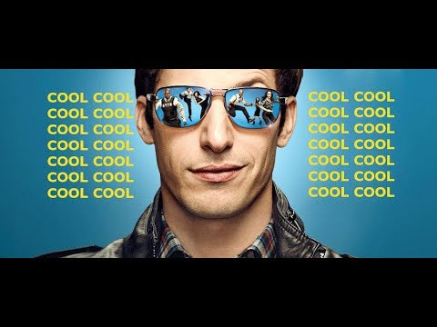 Jake Peralta - COOLest video ever