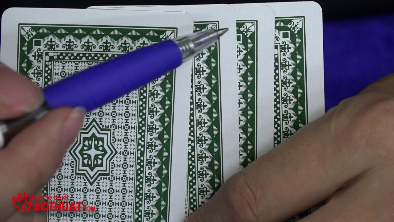 Giải Mã Bí Mật Cách Nhìn Xuyên Bộ Bài Double K Tạp Hóa ( Nhìn Góc ) -  7aothuat