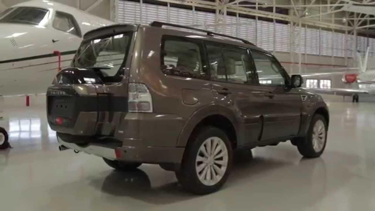 mitsubishi pajero full 2015 carros na web youtube - Mitsubishi Montero 2015 Interior