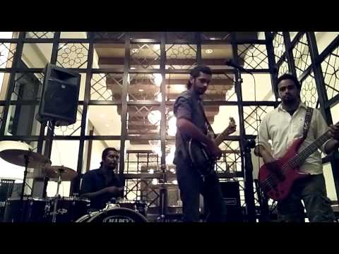 CounterClockwise - Second Hand Love Live Jam at Marriott,Lulu Convention Centre Kochi
