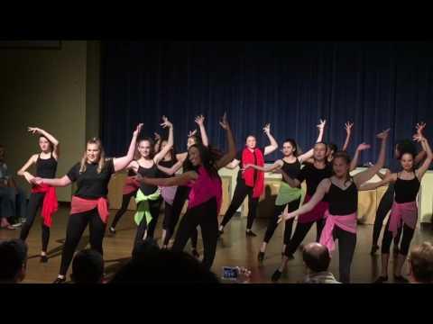 VCS 2017 Spring Cabaret - Bollywood Dance