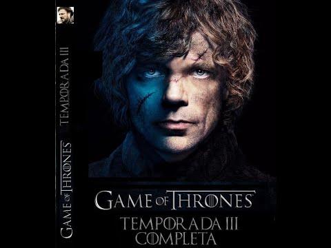 temporada 3 juego de tronos