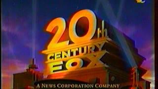 20 й век Фокс на ОРТ ОРТ 1997 2000 Заставка