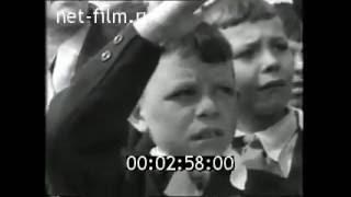 видео Brandergofer: 1948. На 300-летии Симбирска-Ульяновска
