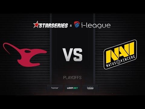 mousesports vs Natus Vincere, map 1 overpass, Grand Final, StarSeries i-League Season 4 Finals