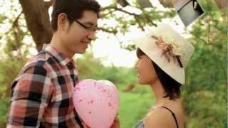 Tèn ten ten ten - Wedding Video: Chuyện tình xe đạp