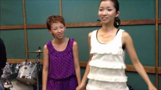 TIF2012に向けて、チェキッ娘メンバーさんが集合しました! 2012/8/5(日...
