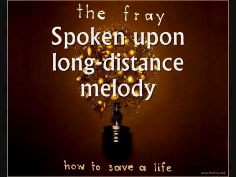 The Fray - Vienna - Lyrics