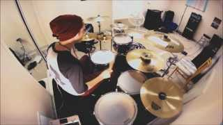 letlive. - Younger (Drum Cover by Billy Wisner) (ll.ove)