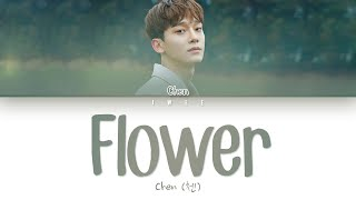 Download CHEN (첸) – Flower (꽃) (Han|Rom|Eng) Color Coded Lyrics/한국어 가사 Mp3