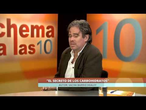 Nutricionista Sacha Barrio