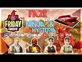 Ninja, Cloud9 Hysteria Vs FaZe Tfue, FaZe Cloakzy 🥊Fortnite Friday🥊(Fortnite)