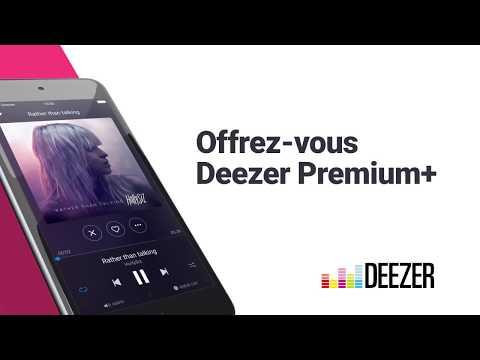 PUB TV DEEZER PREMIUM + (PLUS)  Decembre 2017 (musique: Hollysiz)