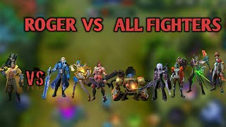 ROGER VS ALL FIGHTERS | GAMING PLANET