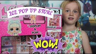 Вероніка відкриває Лол Поп-Ап Стор і знаходить там ексклюзивну ляльку