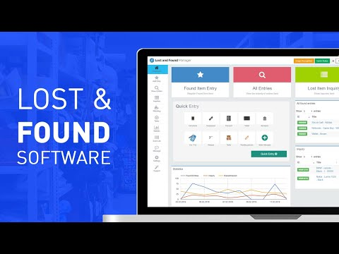 Powerful Lost and Found Software