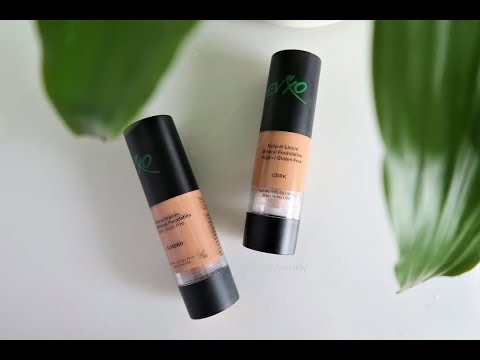 FOUNDATION REVIEW & DEMO | EVXO ORGANIC LIQUID FOUNDATION