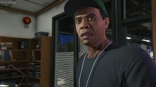 GTA 5 (PS4) - Mission #2 - Repossession [Gold Medal]