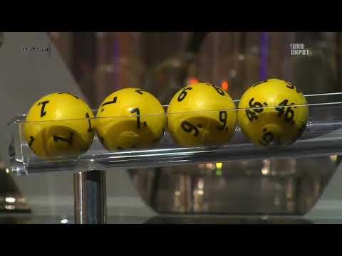 Eurojackpot Ziehungsvideo 25.09.2020