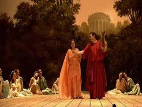 Monteverdi - Orfeo - Rosa del ciel