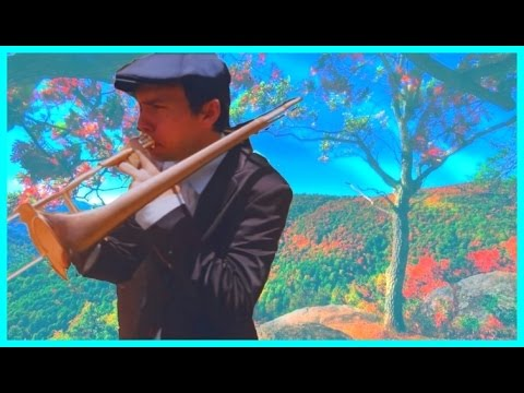 Alan Walker - Faded (Trombone/Piano Cover) - PaulTheTrombonist