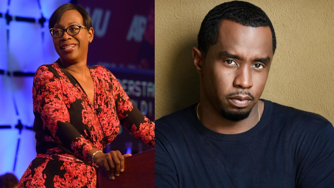 SHOCK: P. Diddy DEMANDS Nina Turner Be Joe Biden's VP & Charlamagne Tha God Co-Signs!