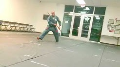 Charlotte Academy of Self-Mastery Adv. Bo Staff Demo