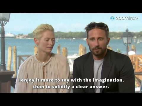 Venice: Tilda Swinton and Matthias Schoenaerts tell all