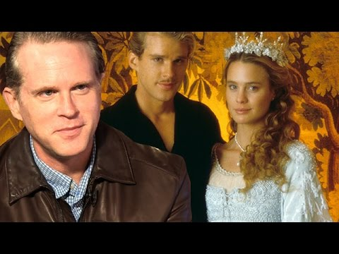OnSet Injuries, Wild  & More Cary Elwes Reveals New Secrets About The Princess Bride  toofab