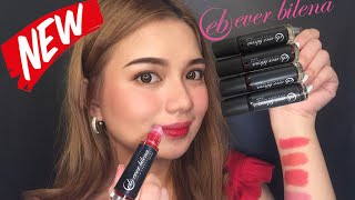 5 NEW SHADES OF EVER BILENA'S LIP AND CHEEK TINT ROLLER | REVIEW+SWATCH ❤️