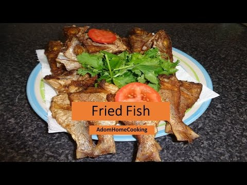 How To Fry Fish ( special method)