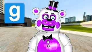 BRAND NEW FUNTIME TOY FREDDY FNAF 2 PILL PACK IN Gmod #2 - Five Nights at Freddy's Gmod