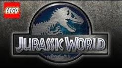 Jake Tyler & Freundin Live Stream Lego Jurassic Park 3 Part 1/1 Ende
